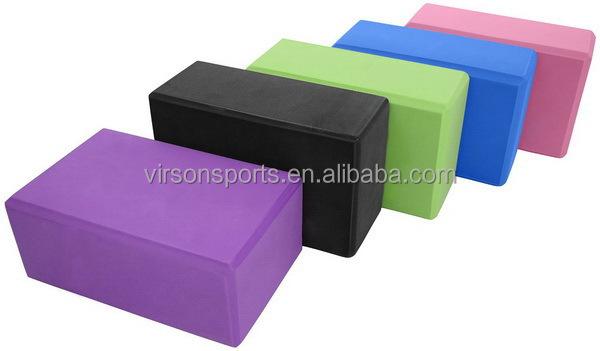 YOGA BLOCKS EVA Foam Yoga Block EVA Foam Yoga Block(xjt)052