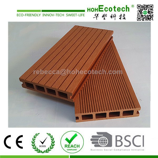 Extruded composite terrace wpc decking best sale high for Composite decking sale