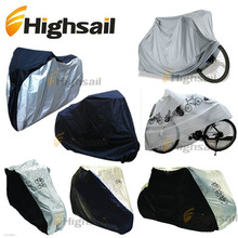 Waterproof Polyester PEVA Oxford Fabric Bicycle Cover Bike Cover