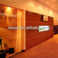 Wood Plastic Composite Interior pvc wall panel