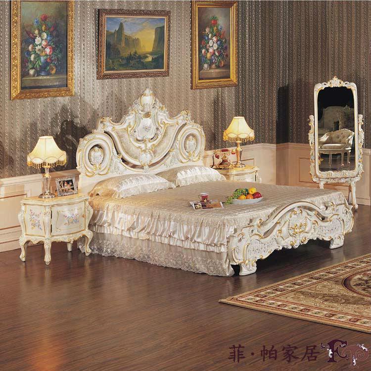 Reproducciones de antig edades franc s muebles tallados for Muebles tallados en madera