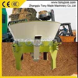 Large capacity straw crusher/cotton stalk chopper