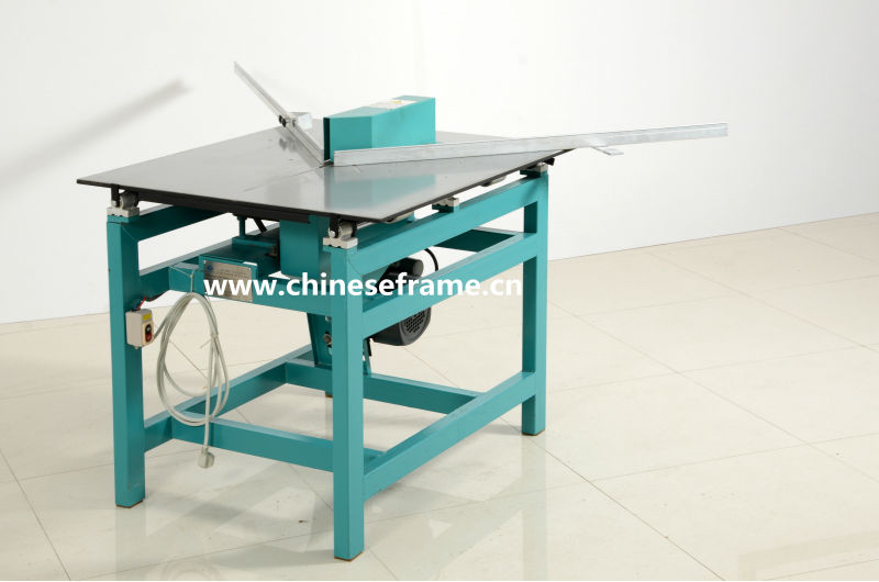Tsj02 203c Picture Frames Cutting Machine Electricity Operated