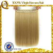 best service woman hair human hair extension bridal