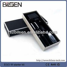 Gift case packed china manufacture E Cigarette Pen Style electic cigarette e-cig mini ego w kitego w e-cigarette