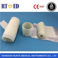 Surgical harmless waterproof orthopedic fiberglass casting tape&bandage