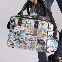 Fashion Korea style cute girls travel duffel bags, taccu brands TH1204