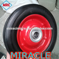 China de alta calidad de goma maciza de la rueda para el carro 6x1.50