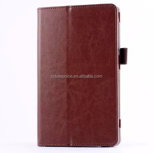 Luxury PU leather business card case for Samsung GALAXY Tab S T700