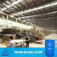WB5056 environmental protection security good ventilate environmental protection waterproof materials for wooden
