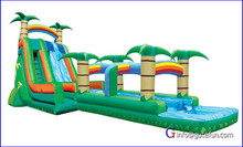 GUTEFUN 2015 new residential inflatable slides