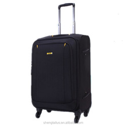Factory Sale Good Quality creative kids trolley hard case luggage made in china