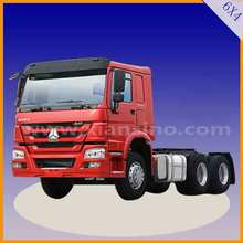 HOWO truck 336 horsepower tractor truck exports