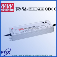 Meanwell LED street light Driver 100W HLG-100H-36,ul,ip67