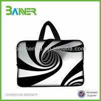 Economic qualified colorful printing neoprene waterproof laptop sleeve