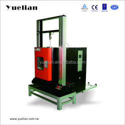 High and low temperature peel strength testing machine