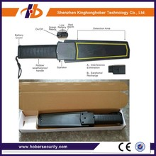 GRT-2013 hot sell portable top performance handheld metal detector products
