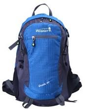 2015 new style versatile decorative waterproof nylon hiking backpack