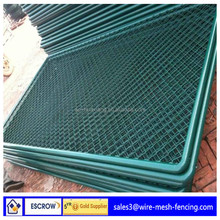 ISO:9001 2015 low price alibaba China factory directly sale Industrial chain link gate