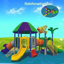 2015 outdoor playground, LZ-H487 used children outdoor playground equipment for sal