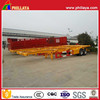 40ft 2-Axle Skeleton Container Semitrailers With Twist Locks