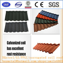 Heat Insulation Corrugated Roof Sheet Durable and Colorful Cement Roofing Tile