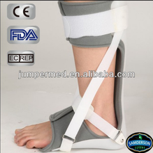 AN-101 Plastic foot drop orthopedic ankle support/orthopedic ankle brace