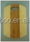 Flat press bamboo double sided chopping board
