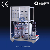 new products Reverse Osmosis Water Treatment Equipment for Cosmetic, Pharmaceutical, Chemical Industries, Food, Drinking Water