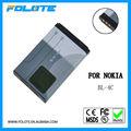 A estrenar de la alta calidad caliente de la venta para Nokia BL-4C