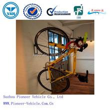 Powder Coated Indoor Metal Bike Rack / Bike Wall Rack /Wall Cycle Stand ( ISO Approved)