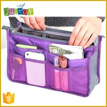 2015 style medium dual zippers cheap travel cosmetic bag