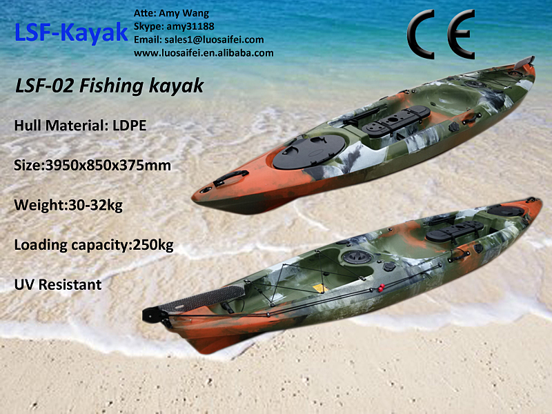 Pedal kayaks for fishing pictures to pin on pinterest for Fishing kayak with pedals