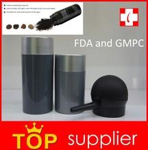 2015 FDA China OEM Hair Care Cosmetics Manufacture Fiber Hair Building