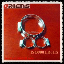stainless steel spring belt clips made in China