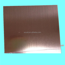 C10920 2mm copper sheet china supplier