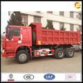 toneladas 25 sinotruck howo 6x4 volcado de camiones de arena de camiones volquete