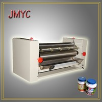 White latex glue coating machine for cards/paper gluing machine