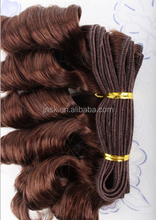 charming and tiny hair weaving made of 100% pure Indian human hair extension
