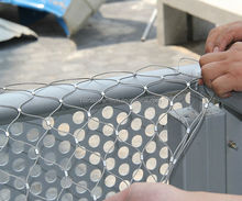 Flexible Stainless Steel 304 Cable Wire Mesh