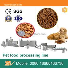 China Low Price dog food manufacturing unit