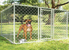 low price chain link box chain link cheap outdoor dog cages for sale