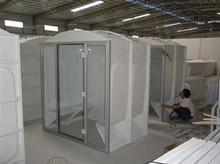 Polished Surface Ergonomic Design Steam Room Wet Sauna Room