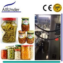 pickled garlic in oil filling machine