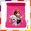High quality frozen drawstring bag / frozen elsa backpack bag / frozen elsa bag