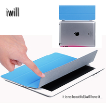 SMART COVER WITH HARD CASE FOR IPAD 2/3/4. FOR IPAD ACCESSORY
