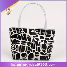 Wholesale Lady Mini Tote Stamping Cosmetic Bag