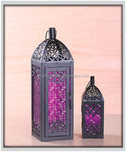 Classic Garden Decorative Moroccane Lantern for Home Decoration, Antique Metal Candle Moroccane Lantern for Sale