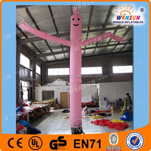 best price single leg oxford cloth air dancer used advertising inflatable