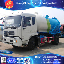 DongFeng High Quality Sewage Suction Truck